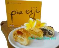 Pia Eiji Coklat, Keju, Kacang Hijau, atau Mix Coklat Keju isi 8