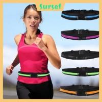 Go Belt Tas Pinggang Anti Air Lari Olahraga Multifungsi Handphone