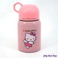 Termos air tahan panas dingin 300ml Hello Kitty Totoro Doraemon (Nice)
