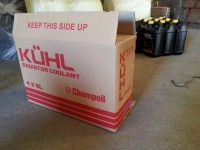 Paling Bagus Kuhl Radiator Coolant / Air Radiator