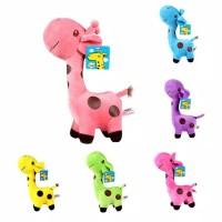 Boneka Jerapah / Plush Giraffe Soft Toys Animal