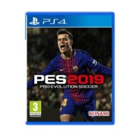 Sony Playstation PS4 PES Pro Evolution Soccer 2019 R2 DVD Game