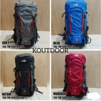 Tas Gunung Carrier The North Face Elektra 50L BUKAN eiger consina rei