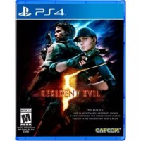 PS4 Resident Evil 5 Region 1/USA/English