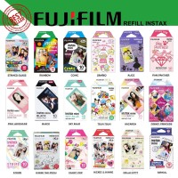 Refill Fujifilm Instax Mini Instant Color Film isi 10 lembar
