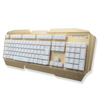 WarWolf Gaming Keyboard K-5 - 7 LED Light