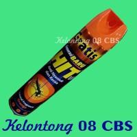 Semprotan Spray Anti Nyamuk Hit Spray Orange Per Kaleng - Ecer