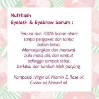 Terlaris Nutrilash Serum (Eyelash Serum)