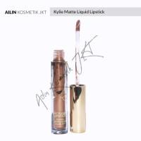 KYLIE 2in1 Metal Liquid Eyeshadow & Lipcream Waterproof (Lord)
