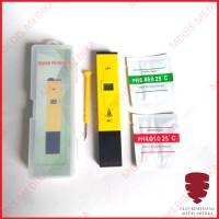 Alat Ukur PH Meter Tester Tingkat Kadar Asam Basa Cairan Digital EU001