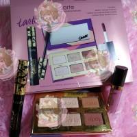 Tarte treats (mascara, lip liquid, 6color eyeshadow)