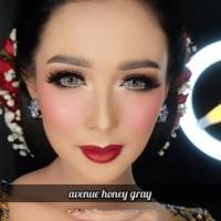 Softlens Avenue Honey Grey (Abu-abu)