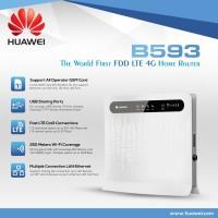 Huawei B593 Modem Router 4G LTE CPE (Unlock All GSM)
