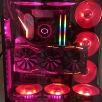 Cooler Master Master Fan Pro 120 Air Balance RGB