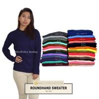 Sweater roundhand best seller | SWEATER RAJUT | BAJU RAJUT | RAJUTAN