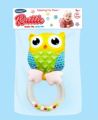 Newbie Tech - Baby Rattle - Mainan Bayi