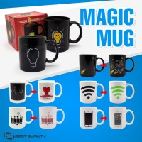 Magic Mug / Mug ajaib / Gelas Ajaib / Mug Bunglon