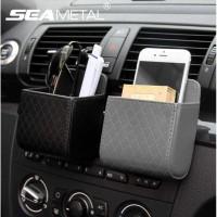 Tas Gantung Kantung Ac Mobil Car Interior Organizer Dashboard Air Vent