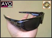 Termurah Kacamata Terapi Pinhole - Mata Minus Dan Plus - Model Sporty