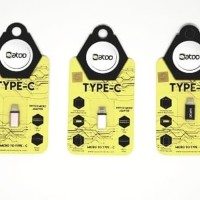 Satoo Adaptor Converter MicroUSB to USB Type C