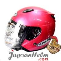 INK Helm Centro Jet | B-PINK | Original Helmet