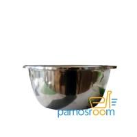Mangkuk Mangkok Stainless Steel Anti Karat Brand Komodo U 24 Cm