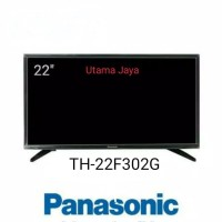 """Led Tv Panasonic 22"""" TH-22E302G USB, MOVIE, VGA, PC Input"""