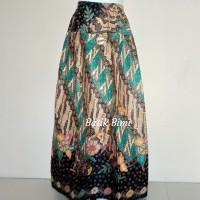 Rok sogan batik panjang