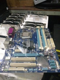 PREMIUM motherboard G41 gigabyte 775 Combo JNON
