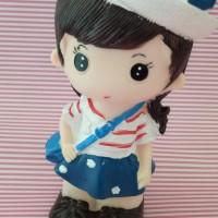 Celengan boneka / Hiasan boneka
