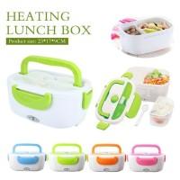 Electric Lunch Box Kotak Tempat Bekal Penghangat Pemanas Listrik