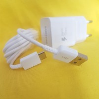 Charger Samsung A5 A7 A8 A9 A3 S8 S9 Fast Charging Type C ORI PABRIK