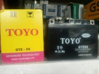 HARGA HEMAT Aki Accu Motor TOYO GTZ5S MF