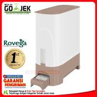 Rovega Rice Box Tempat Kotak Beras 10 Kg RCB-10