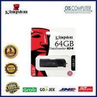 Kingston USB FlashDisk 64Gb DT104 USB 2.0 Fash Disk Data Traveler