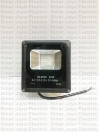 lampu led sorot 20W / tembak / panggung / outdoor / taman / lapangan