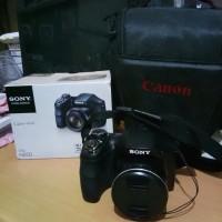 Kamera Sony DSC H200