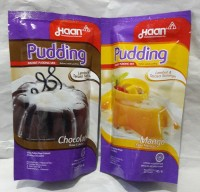 Haan Puding Chocolate/Mango   Haan Pudding Coklat/Mangga