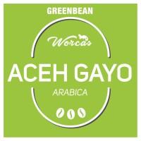 Aceh Gayo Arabica Green Bean 1Kg (Biji Kopi Mentah)