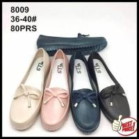 Sepatu Sendal Wanita Casual | Slip On | Jelly Shoes Flat