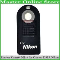 Wireless Infrared IR Shutter Release Remote Control ML-L3 for Nikon