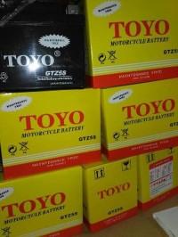 PROMO BESAR Aki motor ToYo GTZ5S Semua matic dan bebek