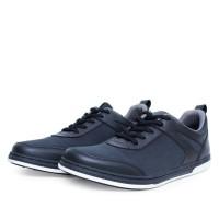 Sepatu Sneaker Pria Mens Republic Austin - Black (MR122BLACK)