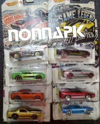 Hot wheels Camaro full series