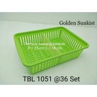Wadah Sekat Bawang Lombok Golden Sunkist TBL 1051