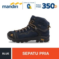 Eiger Pollock OL Shoes - Blue / Sepatu Pria