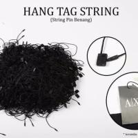 Tali Hang tag /Lock Pin /Tali Label Nylon @200Pcs