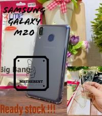 SAMSUNG GALAXY M20 UME BIG BANG SILICONE CASE TRANSPARAN