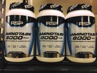 Vitamin dan Diet | RSP AminoTabs 8000  Plus Amino Acid Suplemen