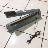 Home Lux Impulse Sealer PFS 300 Mesin Alat Press Plastik 30 Cm